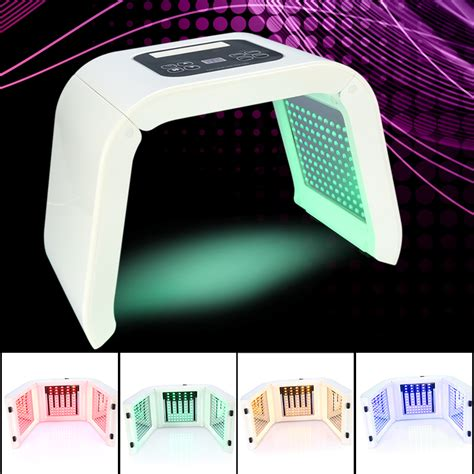 photo light therapy for skin pdt 4 colors led light photodynamic skin care rejuvenation