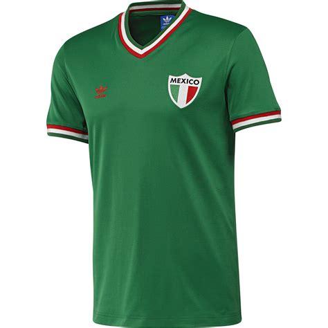 Jersey Shirts Adidas Mexico Retro Jersey Football Shirts Football