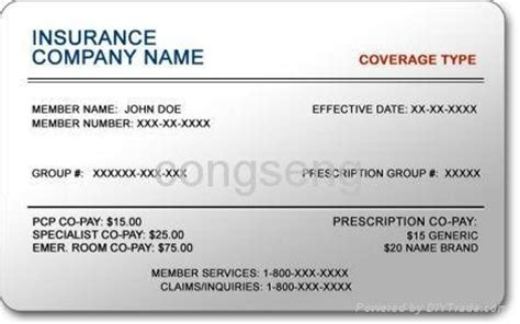 how to make car insurance cards auto insurance card auto insurance terms you should