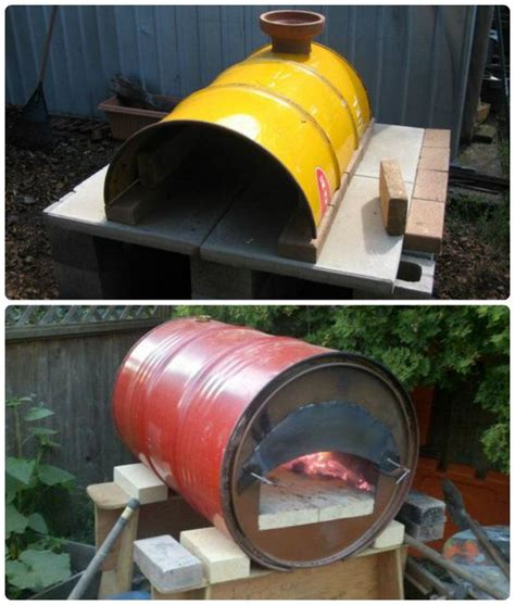 diy pit pizza oven 1000 ideas about drum bbq on 55 gallon