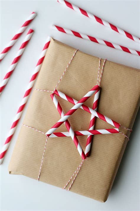 How To Make Wrapping Paper - revisiting the basics stylish ways to wrap gifts in brown