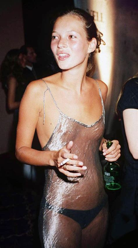 kate moss silver slip dress makes a revival style life