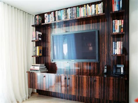 Living Room Media Storage Ideas Chic Media Storage Ideas Hgtv