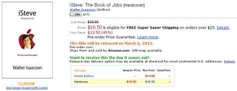 bestseller list biography isteveamazon