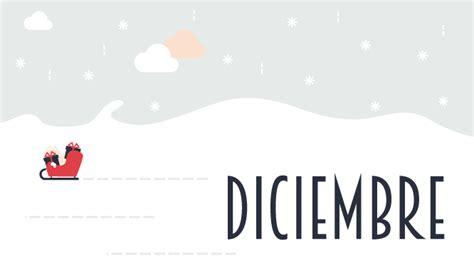 rastreador de palabras novedades diciembre 2017 calendario descargable diciembre silo creativo
