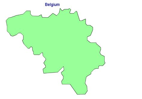 belgium map outline belgium map outline pictures to pin on pinsdaddy