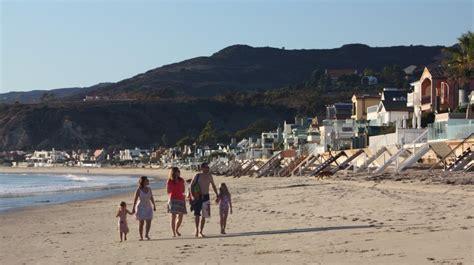 House With Pools by Malibu Colony Beach Malibu Ca California Beaches