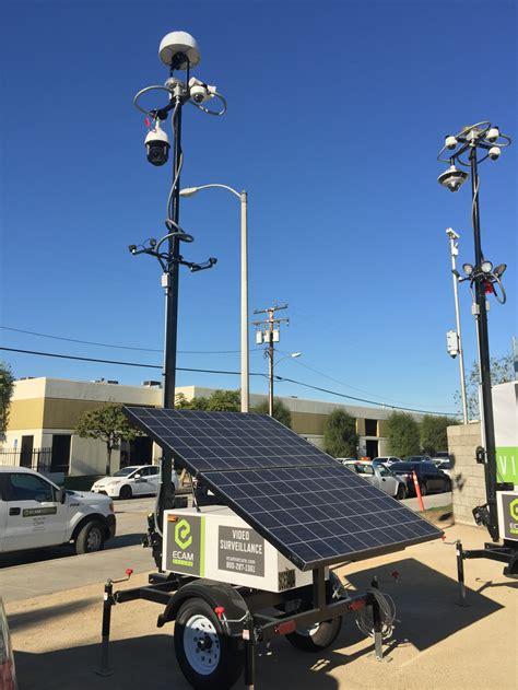Alarm Mobil Hybrid mobile surveillance units ecamsecure
