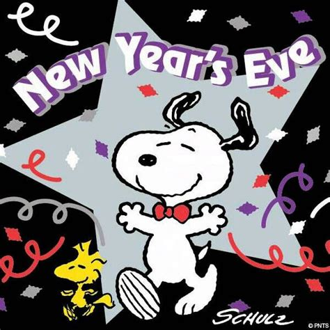 new years snoopy new year s