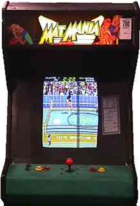 Mat Arcade by Mat Mania Videogame By Taito