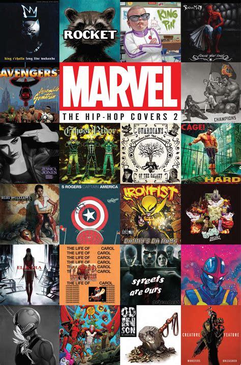 Pdf Marvel Hip Hop Covers Vol 2 marvel the hip hop covers vol 2 fresh comics