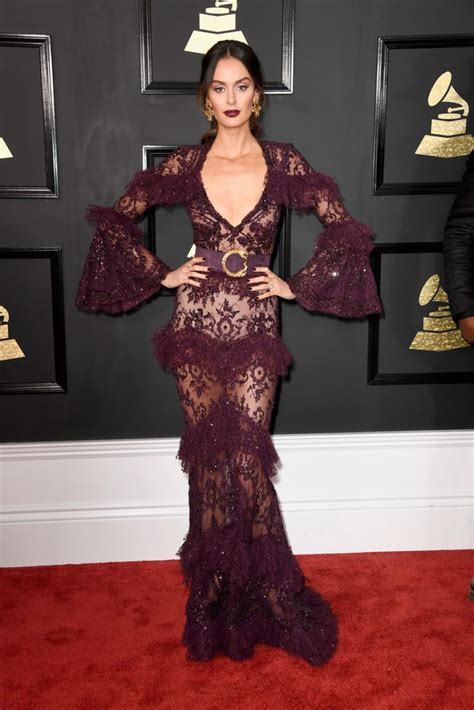 Grammy Awards by Trunfio At 59th Annual Grammy Awards In Los Angeles