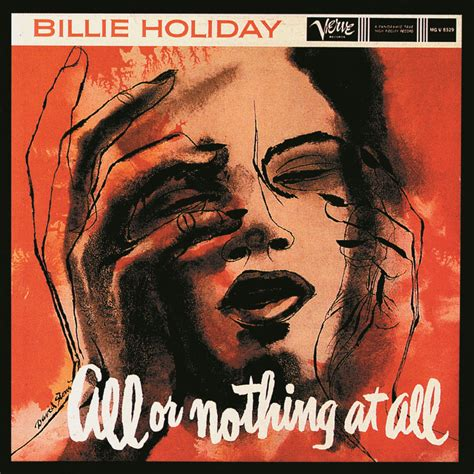 Billie Ultimate Verve 1 billie all or nothing at all in high resolution audio prostudiomasters