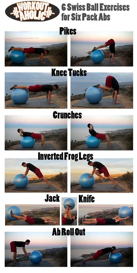 6 swiss exercises for six pack abs workoutaholic