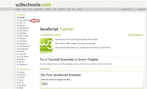 javascript tutorial at w3schools com javascript date w3schools wallpapers images frompo
