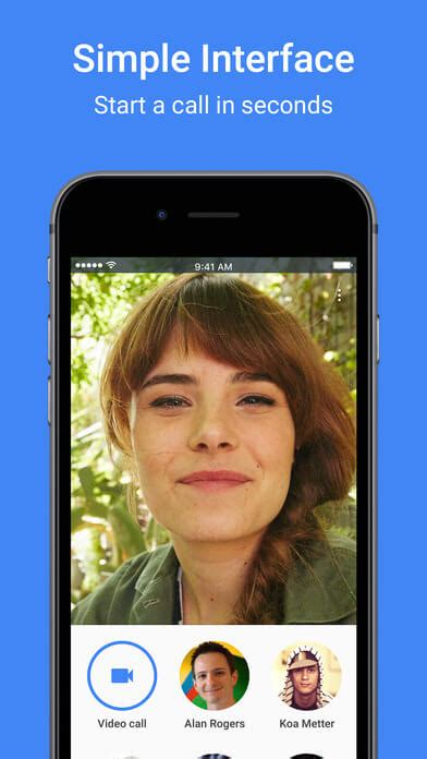 call between android and iphone want to facetime with someone on android use duo just launched tapsmart