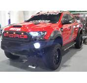 2016 Ford Ranger Wildtrack Accessories