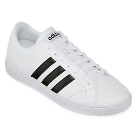 Sepatu Adidas Neo Baselin White Pink 1 adidas 174 advantage 3 stripe womens athletic shoes jcpenney