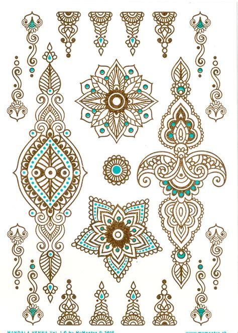 mandala henna tattoo designs henna mandala makedes
