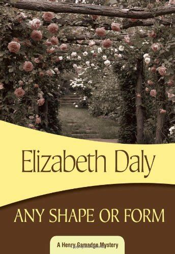 Elizabeth Daly Evidence Of Things Seen 1951 henry gamadge book series by elizabeth daly