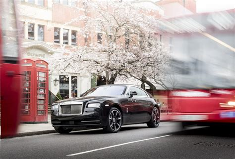 Songs By Rolls Royce Nine New Bespoke Rolls Royce Wraiths Inspired By