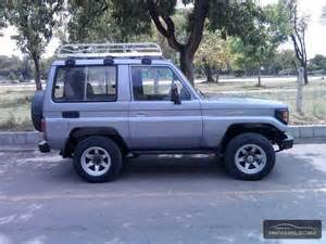 Toyota Land Cruiser For Sale Photos Used Toyota Land Cruiser 1989 Car For Sale In Islamabad