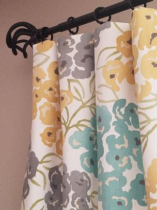 Gray Yellow Teal Curtains Aqua Teal Yellow And Gray Curtains Yellow And Gray
