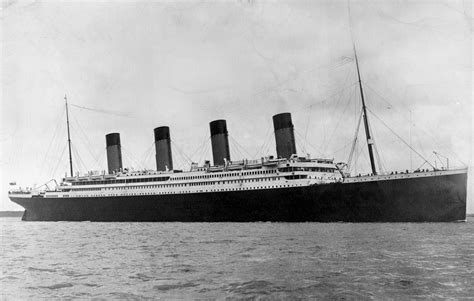 titanic biography facts titanic before and after pictures titanic history com