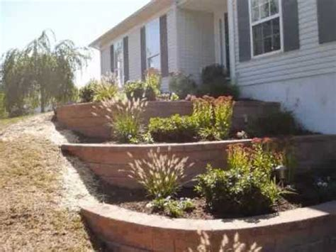 garden bed retaining wall raised beds flower garden retaining wall orserlandscaping