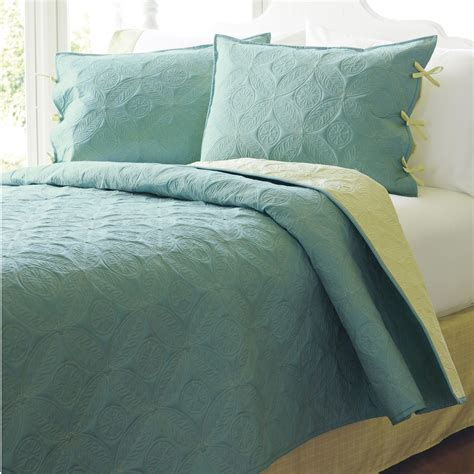 springmaid comforter springmaid reversible decca sea mist beechnut coverlet