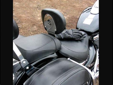 Backrest For Suzuki Boulevard C50 Driver Rider Backrest Vl800 Volusia C800 Intruder C50