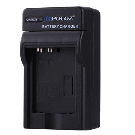 Batrei Nikon En El12 puluz 2 in 1 digital battery car charger for nikon