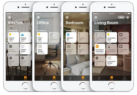 rooms to go app how to use the new home app in ios 10
