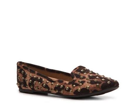 dsw flat shoes for zigi soho smokey leopard flat dsw