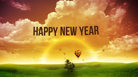 wallpapers happy  year