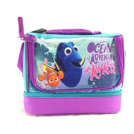 disney finding dory lunch bag walmart