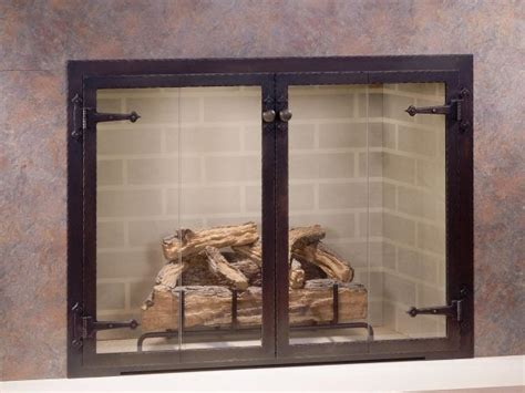 glass door for fireplace essential safety tips to childproof your fireplace hometone