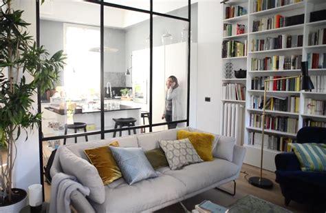 come dividere cucina e soggiorno casafacile dividere soggiorno e cucina con una vetrata