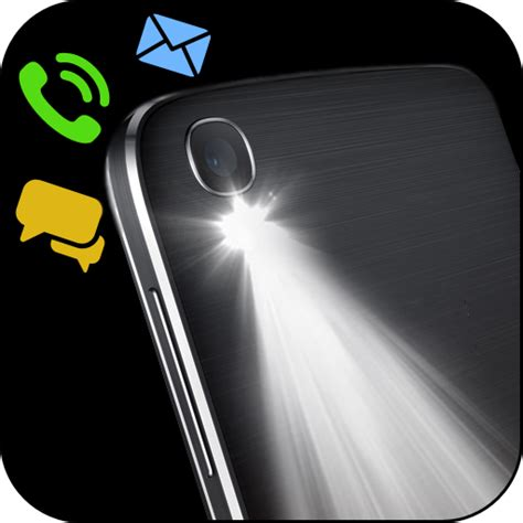 flashlight call apk free flash on call and sms 5 1 1 apk by fineart
