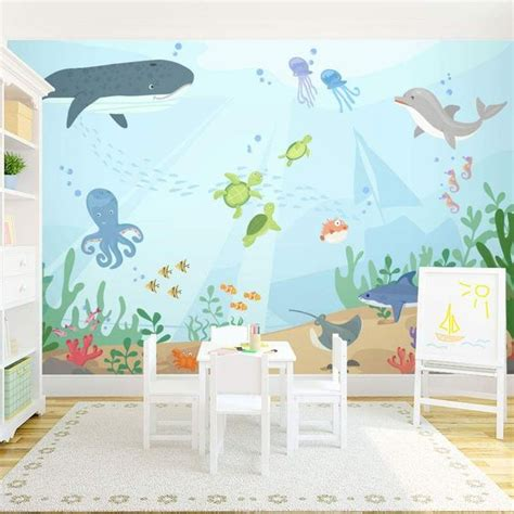 Childrens Wall Mural best 25 kids wall murals ideas on pinterest wall murals