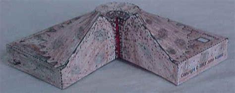 Volcano Papercraft - science models