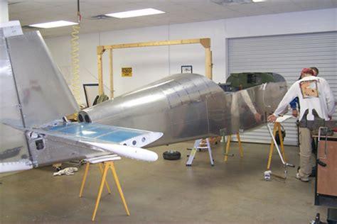 Sheet Metal Aircraft by Drilling And Assembling Metal Parts