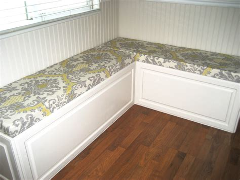 how to make a breakfast nook paint me shabby cushions for the breakfast nook