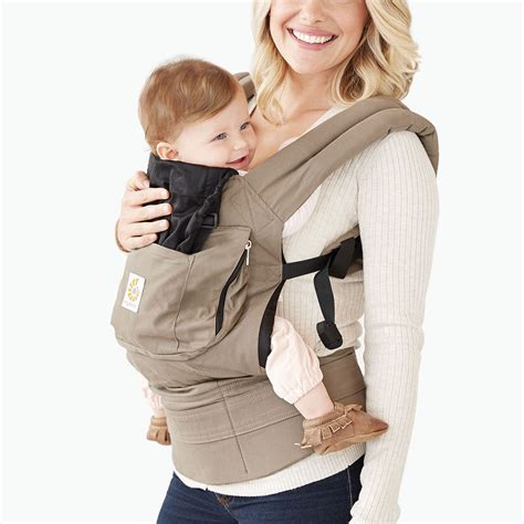baby carrier khaki baby carrier ergobaby