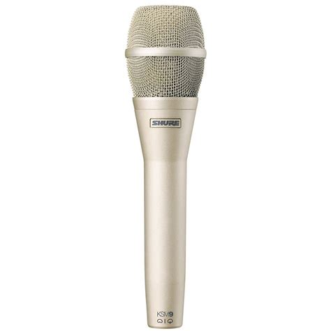 Mic Microphone Shure Ksm 999 High Quality shure ksm 9sl chagner 171 microphone