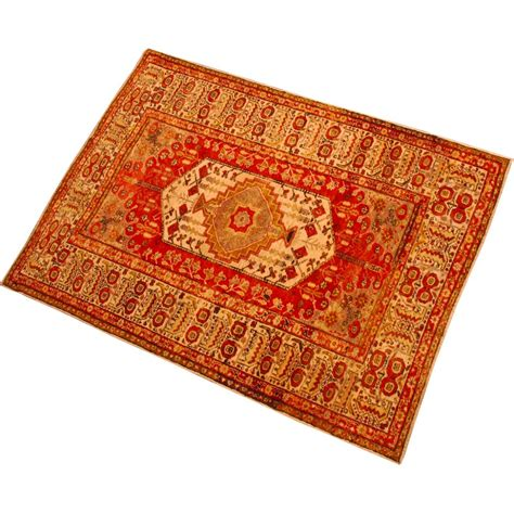 5 x 4 rugs size 4 5 x 6 oushak wool rug from turkey