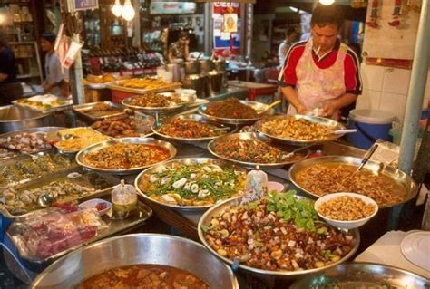 thai food in thailand asian food paradise halal food in thailand certified tasty