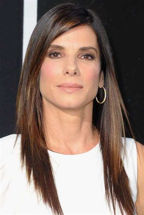 long hairstyles images 2014 sandra bullock long hairstyles 2014 layered haircut