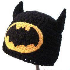 free crochet pattern batman logo 25 best ideas about batman crochet hat on pinterest