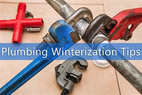 Plumbing Tips by Plumbing Winterization Tips